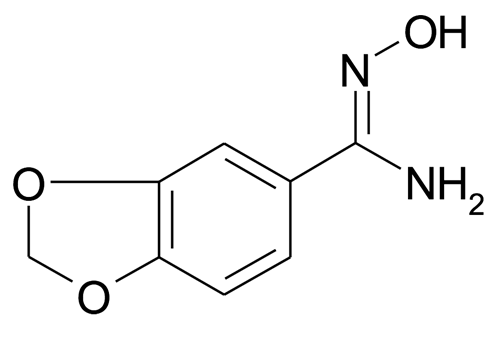 Benzo[1,3]dioxole-5-carboxamidoxime