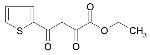 2,4-Dioxo-4-thiophen-2-yl-butyric acid ethyl ester