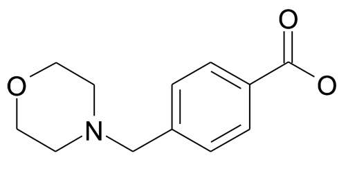 4-Morpholin-4-ylmethyl-benzoic acid
