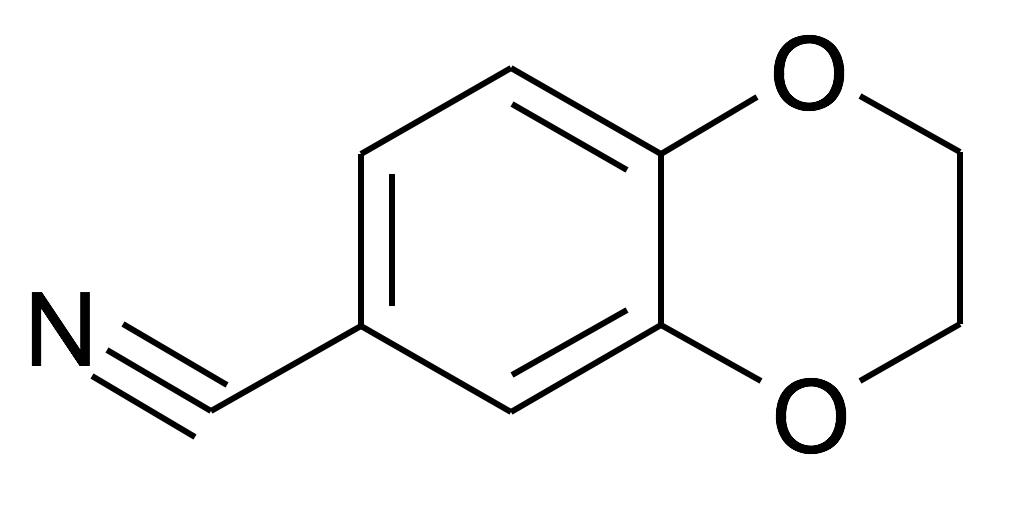 2,3-Dihydro-benzo[1,4]dioxine-6-carbonitrile