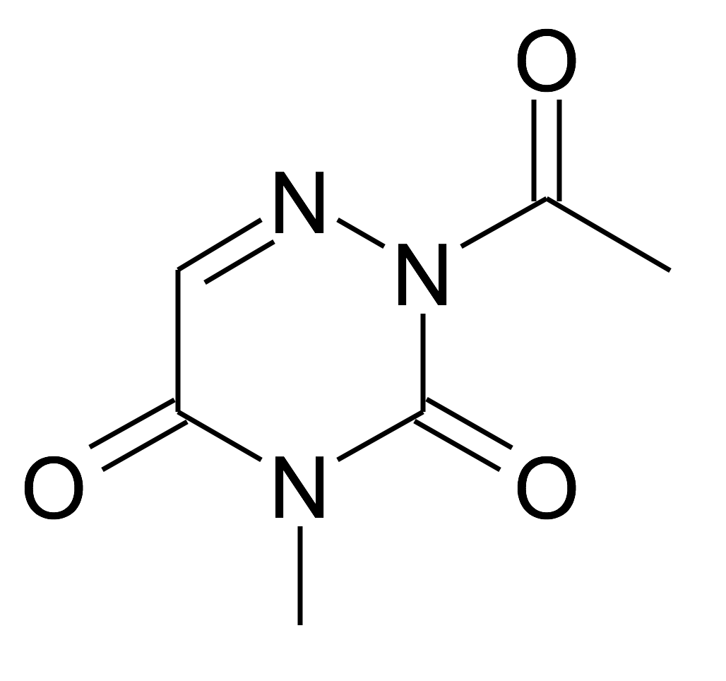 2-Acetyl-4-methyl-2H-[1,2,4]triazine-3,5-dione