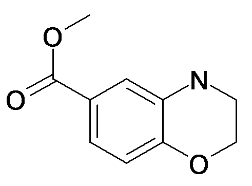 3,4-Dihydro-2H-benzo[1,4]oxazine-6-carboxylic acid methyl ester