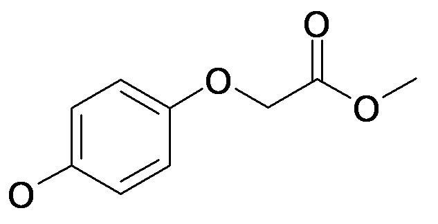 (4-Hydroxy-phenoxy)-acetic acid methyl ester