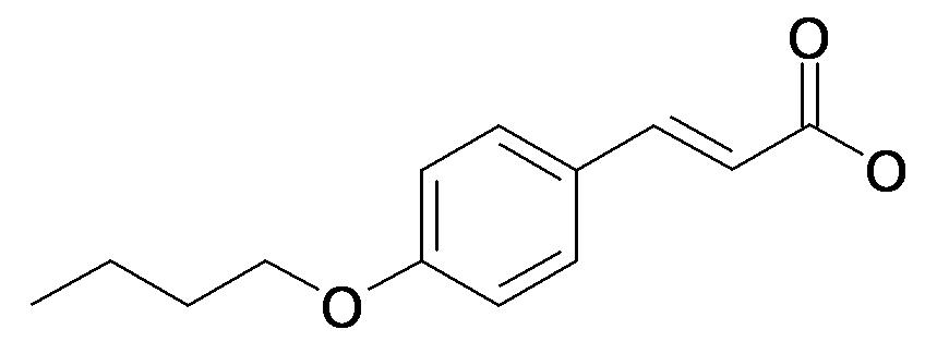(E)-3-(4-Butoxy-phenyl)-acrylic acid