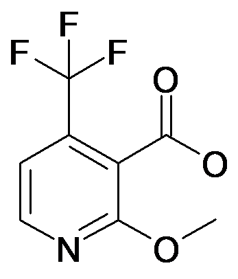 2-Methoxy-4-trifluoromethyl-nicotinic acid