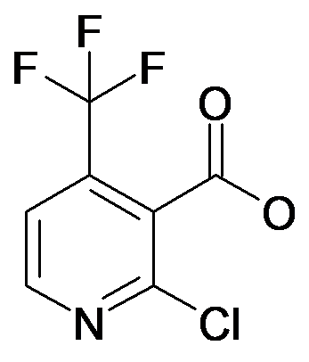 2-Chloro-4-trifluoromethyl-nicotinic acid