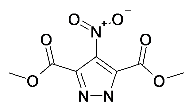 4-Nitro-1H-pyrazole-3,5-dicarboxylic acid dimethyl ester