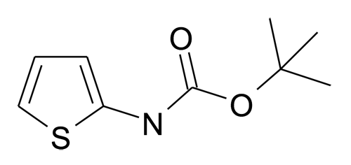 Thiophen-2-yl-carbamic acid tert-butyl ester