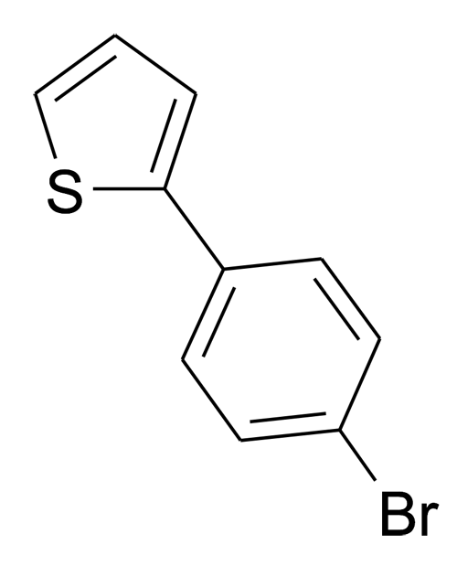 2-(4-Bromo-phenyl)-thiophene
