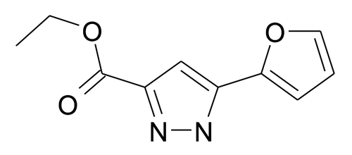 5-Furan-2-yl-1H-pyrazole-3-carboxylic acid ethyl ester