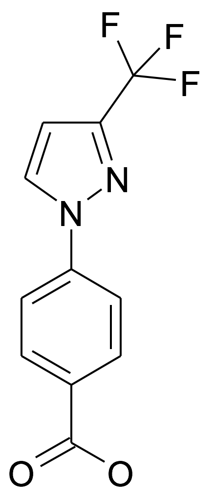 4-(3-Trifluoromethyl-pyrazol-1-yl)-benzoic acid
