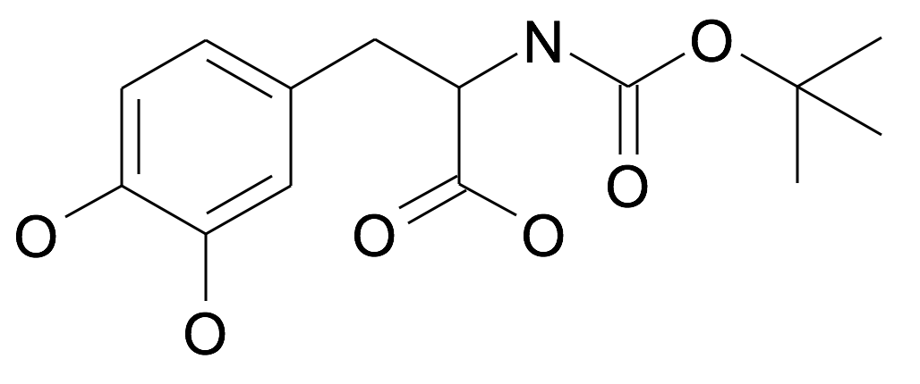 2-tert-Butoxycarbonylamino-3-(3,4-dihydroxy-phenyl)-propionic acid