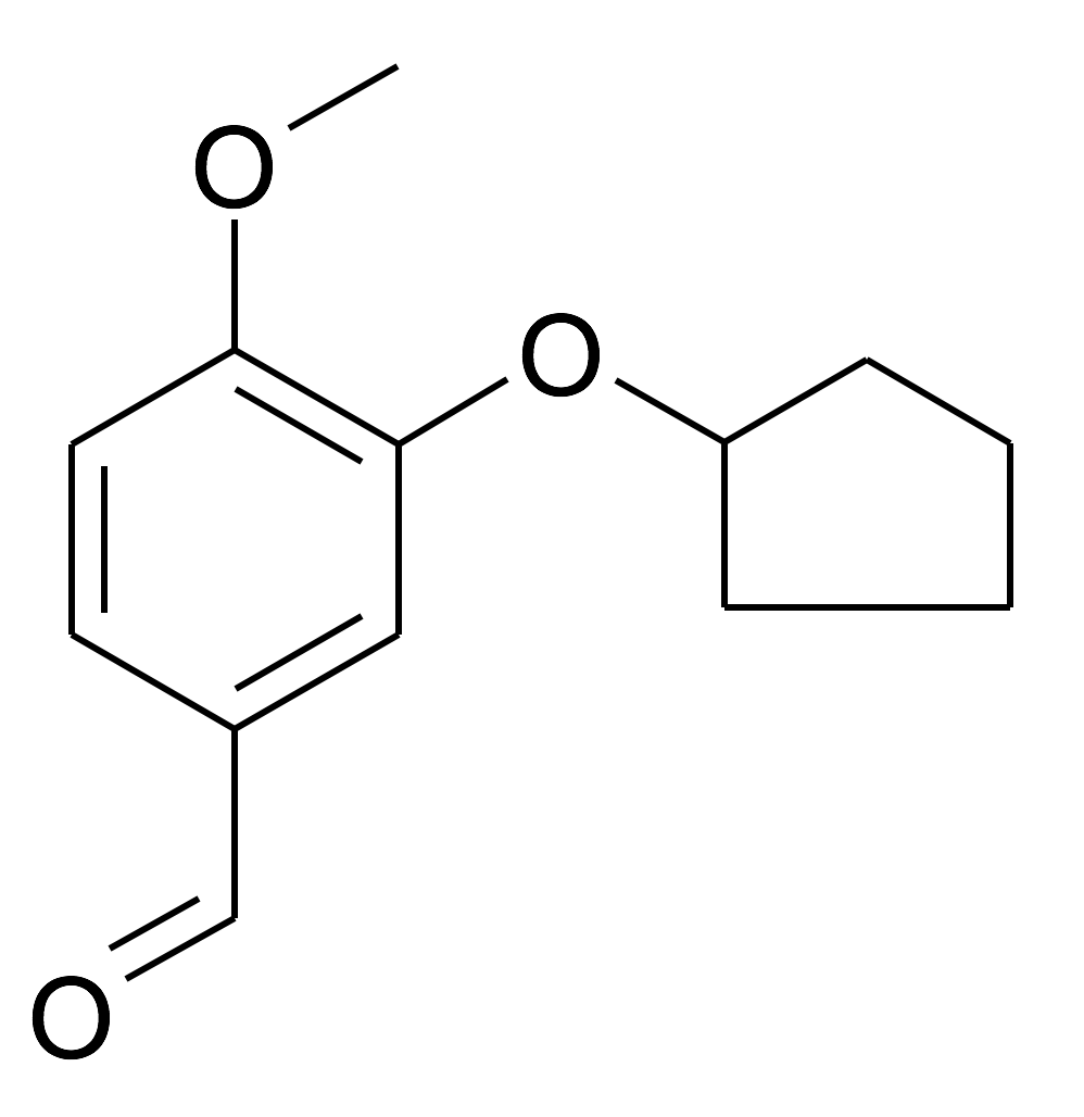 3-Cyclopentyloxy-4-methoxy-benzaldehyde