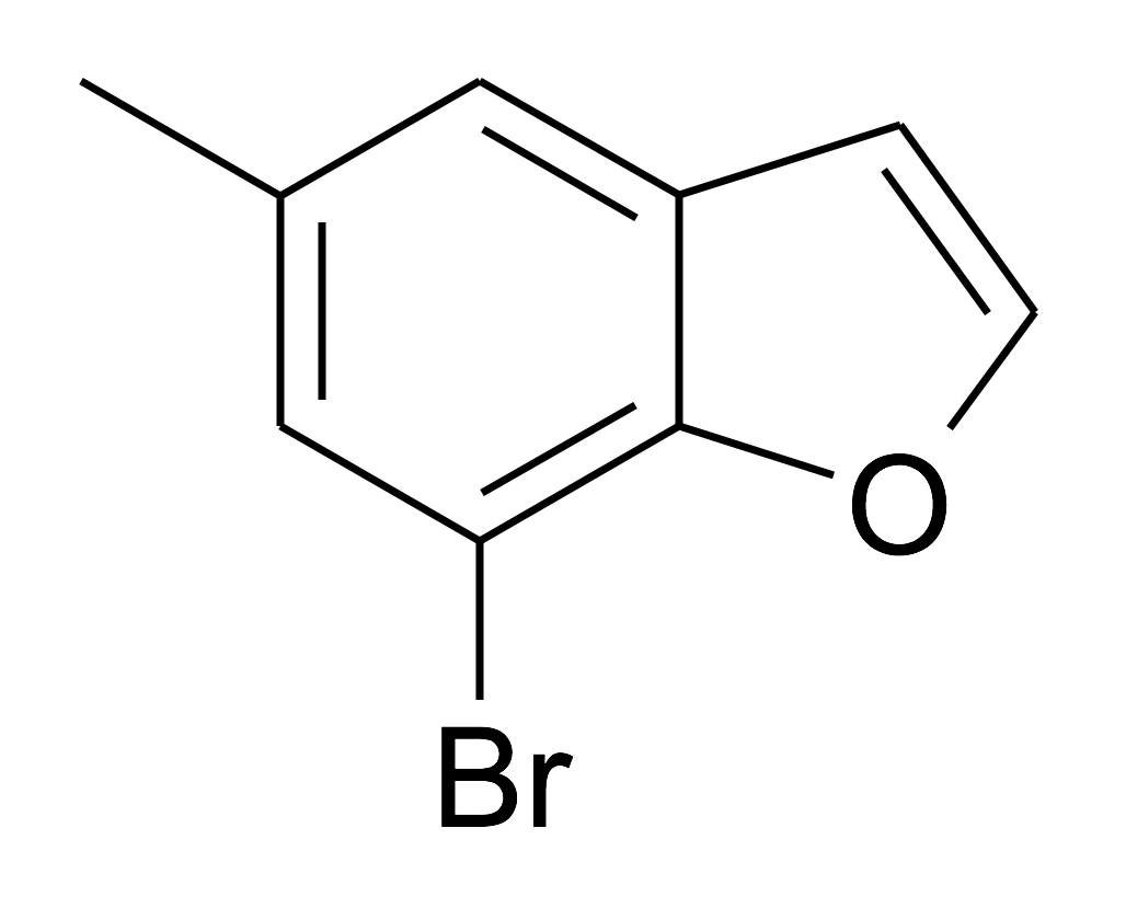 7-Bromo-5-methyl-benzofuran