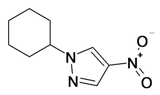 1-Cyclohexyl-4-nitro-1H-pyrazole
