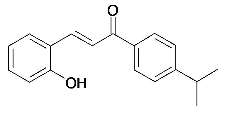 3-(2-Hydroxy-phenyl)-1-(4-isopropyl-phenyl)-propenone