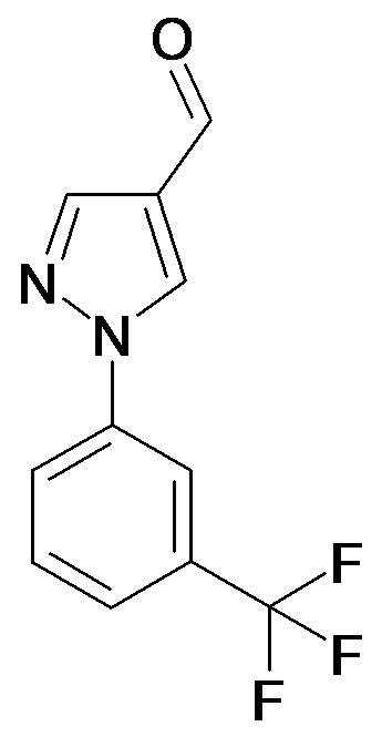1-(3-Trifluoromethyl-phenyl)-1H-pyrazole-4-carbaldehyde