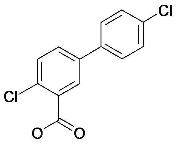 4,4'-Dichloro-biphenyl-3-carboxylic acid