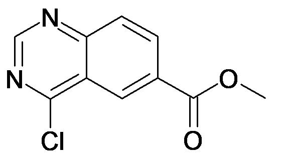 4-Chloro-quinazoline-6-carboxylic acid methyl ester