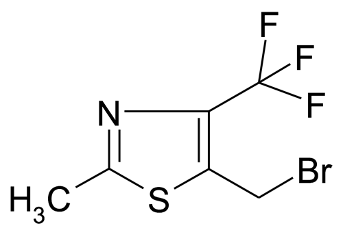 5-Bromomethyl-2-methyl-4-trifluoromethyl-thiazole