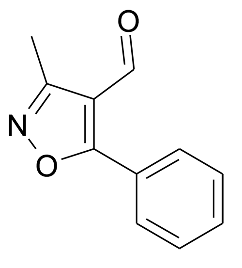 3-Methyl-5-phenyl-isoxazole-4-carbaldehyde