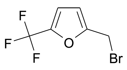 2-Bromomethyl-5-trifluoromethyl-furan
