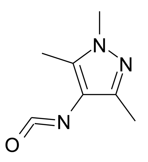 4-Isocyanato-1,3,5-trimethyl-1H-pyrazole