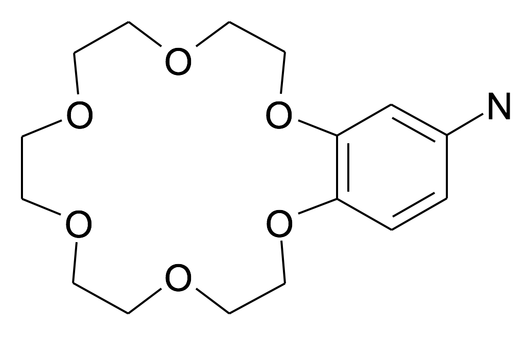 2,3,5,6,8,9,11,12,14,15-Decahydro-1,4,7,10,13,16-benzohexaoxacyclooctadecin-18-amine