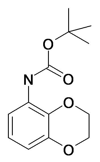 (2,3-Dihydro-benzo[1,4]dioxin-5-yl)-carbamic acid tert-butyl ester