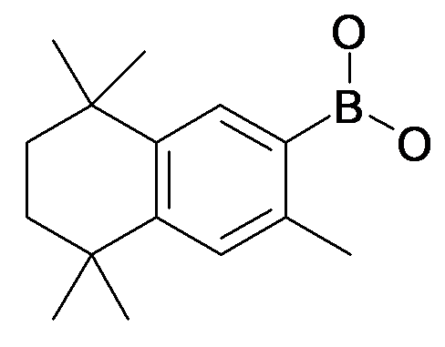 (3,5,5,8,8-Pentamethyl-5,6,7,8-tetrahydro-2-naphthalenyl)boronic acid