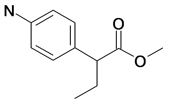 2-(4-Amino-phenyl)-butyric acid methyl ester