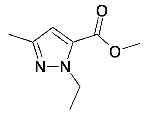 2-Ethyl-5-methyl-2H-pyrazole-3-carboxylic acid methyl ester