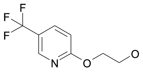 2-(5-Trifluoromethyl-pyridin-2-yloxy)-ethanol