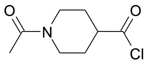 1-Acetyl-piperidine-4-carbonyl chloride