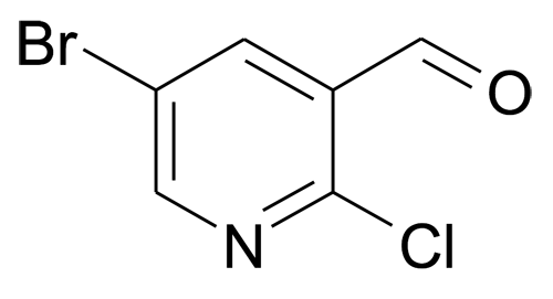 5-Bromo-2-chloronicotinaldehyde