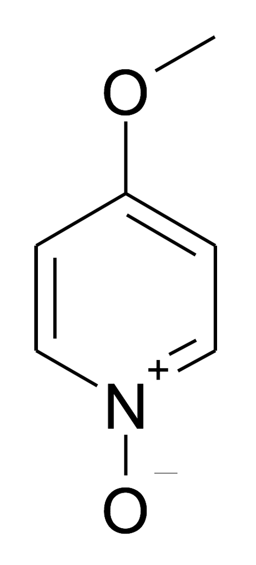 4-Methoxy-pyridine 1-oxide