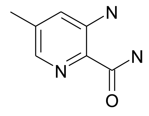 3-Amino-5-methyl-pyridine-2-carboxylic acid amide