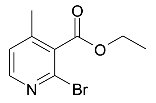 65996-17-0 | MFCD16610942 | 2-Bromo-4-methyl-nicotinic acid ethyl ester | acints