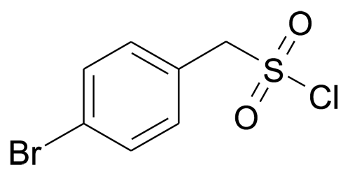 (4-Bromo-phenyl)-methanesulfonyl chloride