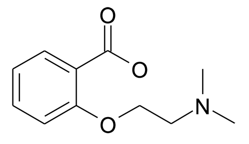 2-(2-Dimethylamino-ethoxy)-benzoic acid