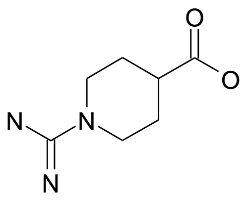 1-Carbamimidoyl-piperidine-4-carboxylic acid