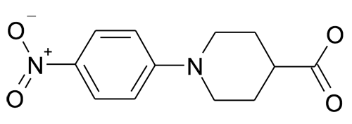 1-(4-Nitro-phenyl)-piperidine-4-carboxylic acid
